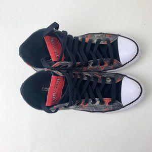 Converse Shoes - Converse Hi Top Sneakers Harley Quinn Mens 7